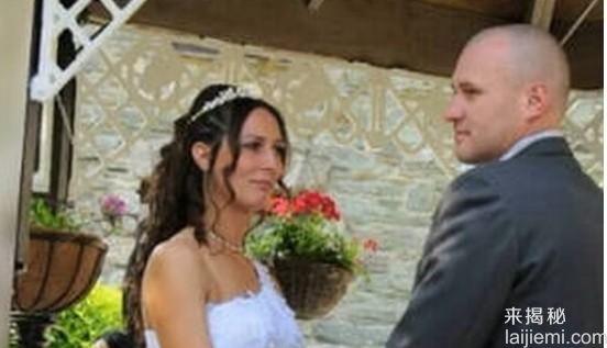 女子结婚前夕被鬼剃头 差点成光头