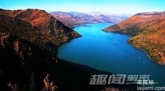 """水怪揭秘:喀纳斯之袁国映的""""水怪""""发现"""