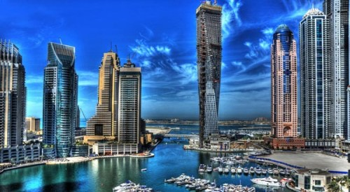 世界上最高的5座楼有哪些?迪拜828米哈利法塔数第一