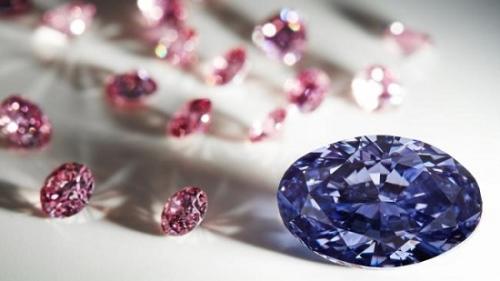 工人挖矿发现最大紫钻价值2600万 世界上还有哪些超大彩钻?