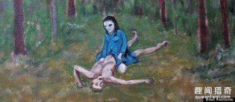 他曾经「被外星女夺走初夜」那些回忆成了一幅幅惊世画作,还生下一窝混血外星宝宝!