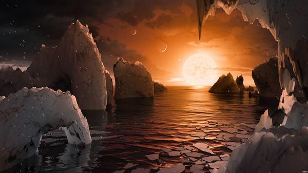 地球不孤单?NASA在水瓶座发现7颗类地行:可能有生命