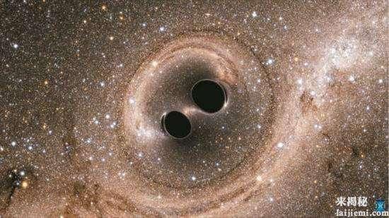 科学家发现最大的黑洞, 可容纳180亿个太阳