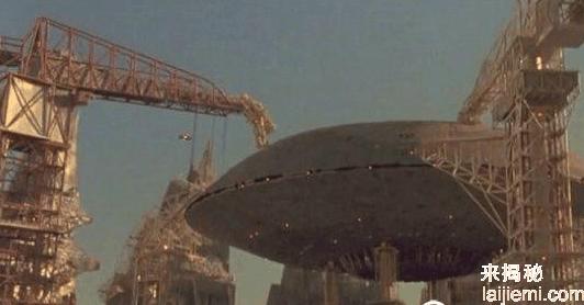 UFO坠毁俄罗斯农场 外星人的交通事故?