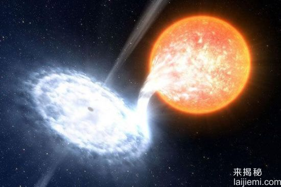它的亮度达太阳的50亿倍, 通过它可以观测宇宙的尽头到底在哪里