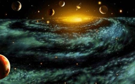 宇宙星球为何漂浮在空中, 科学家是这样证实的