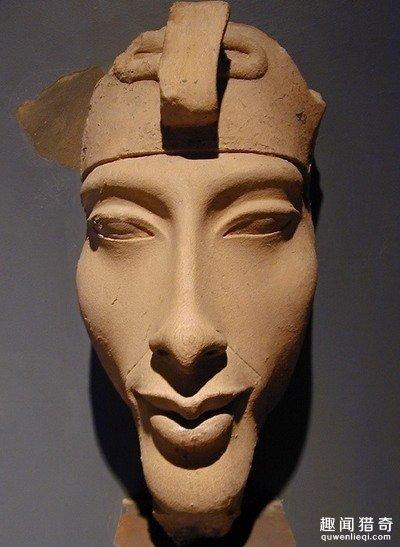 震惊!古埃及法老是外星人?身上疑点重重