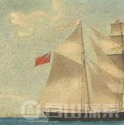 世界十大著名鬼船:海上传说流传百年
