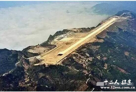 世界十大危险机场排行榜:中国河池机场建在山顶