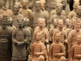 秦始皇陵有活人俑:活人殉葬均为女性