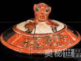 盘点千年前玛雅王室古墓发现的宝物
