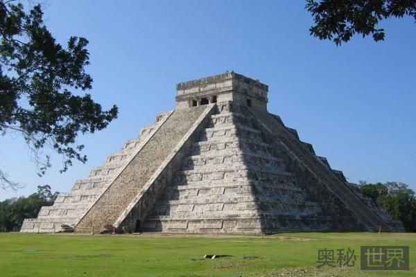 玛雅文化遗址频繁被偷盗者光顾
