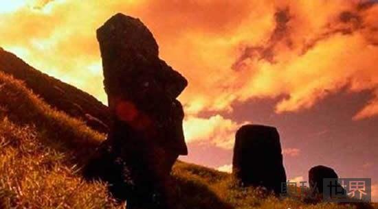 复活节岛石像建造者为何神秘失踪