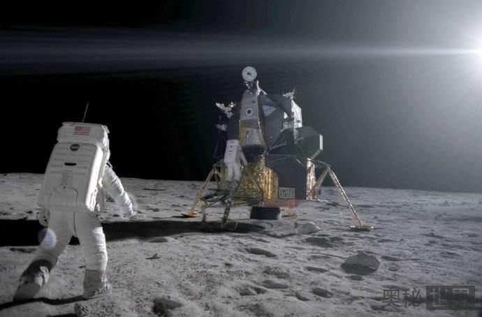 在月球上,是跑步快还是走路快?
