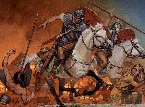 神秘失踪的古罗马军团惊现甘肃永昌