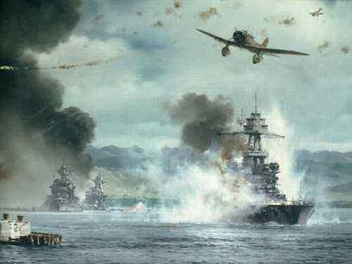 二战太平洋血战中的狙击战
