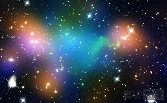 银河系附近可能潜藏有暗物质星系