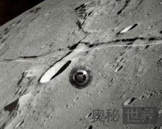 月球曾经人工改造