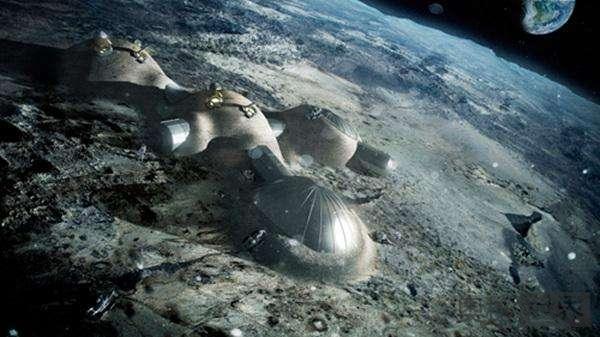 月球是外星人制造的太空船