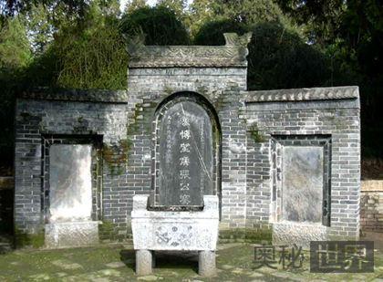 汉墓大盘点之张骞墓