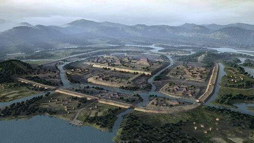 """良渚发现的并非古城 """"良渚古城""""不成立"""