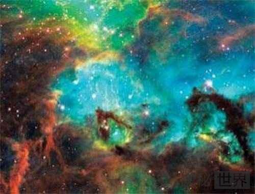 银河系周围隐藏着一个较大的卫星星系