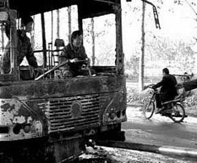 中国近700年的灵异事件:1995年轰动北京的330路公交车神秘失踪事件
