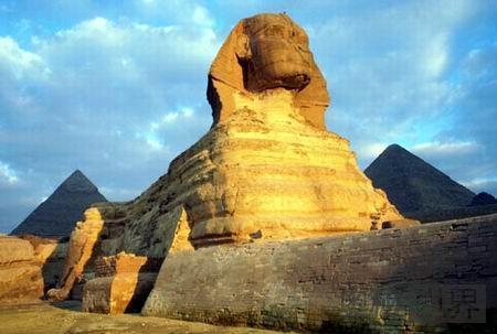 埃及金字塔神秘能量之谜
