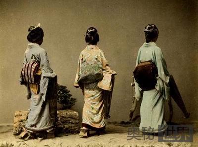 日本古代女子的性禁锢受中国影响