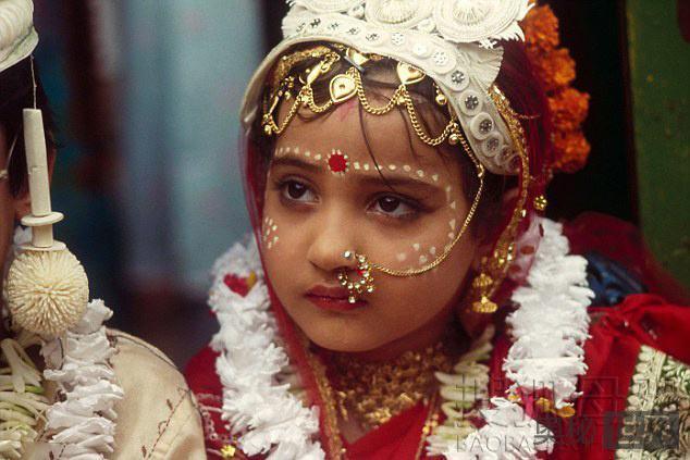 印度的童婚恶俗