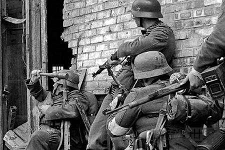 二战的转折点:斯大林格勒保卫战