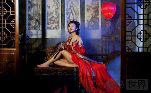 中国古代艺妓与色妓们的最终归宿