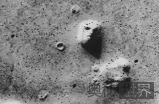 """揭开诡异""""火星人脸""""的真相"""