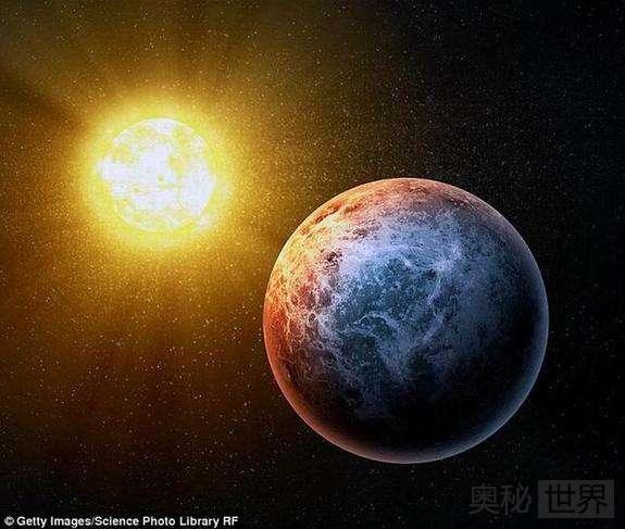 天文观测发现地球正远离太阳