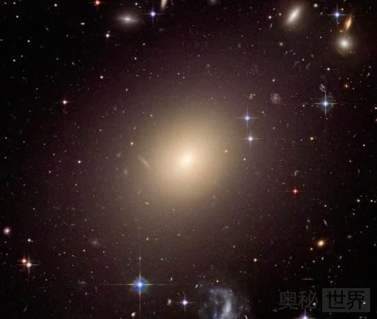 椭圆星系红矮星数量是银河系的20倍