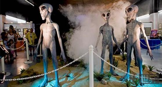 专家披露500万外星人藏匿于地球