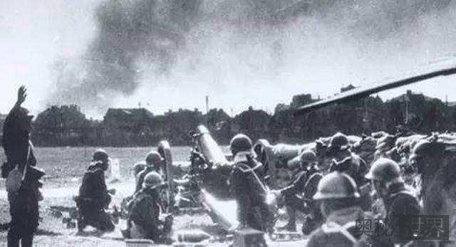 抗日战争中最惨烈的战役:凇泸会战