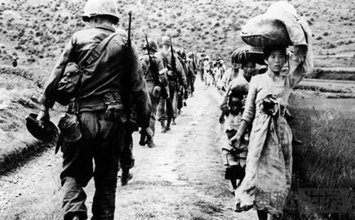 朝鲜战争中美国主动向中国求和遭拒绝