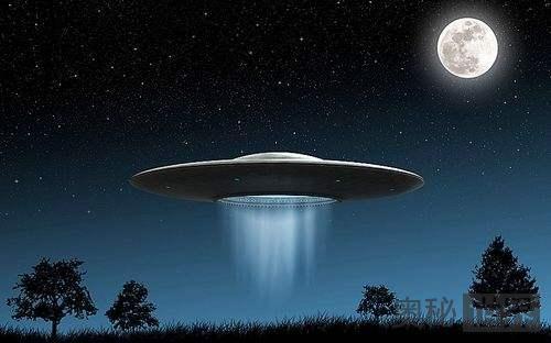 UFO的反引力之谜