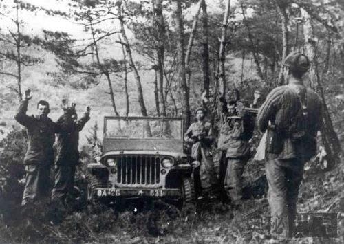 抗美援朝志愿军与美军王牌的第一次对决