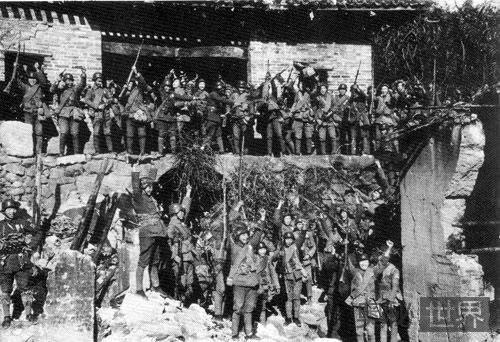 中国首次以攻坚战打败日本:昆仑关战役