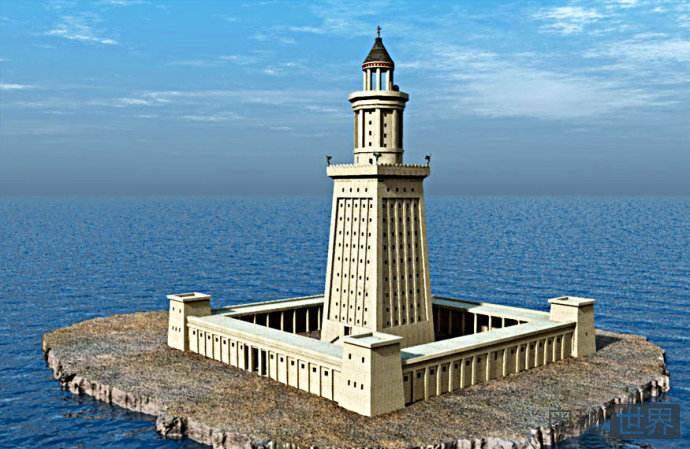 亚历山大灯塔为何能成为世界八大奇观之一