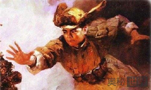黄继光的英雄事迹故事