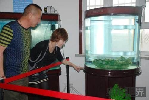 新疆金沙滩发现不明水生物
