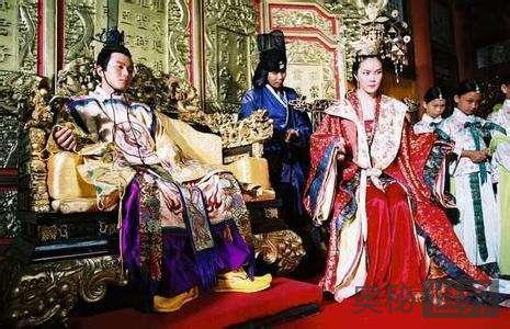 """盘点中国古代皇帝众多的""""洋情人"""""""