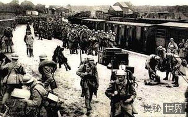 一战中的闪电战:勃鲁西洛夫攻势