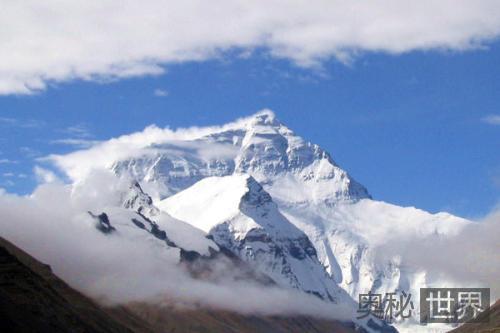 1300万年前珠穆朗玛峰曾高12000米