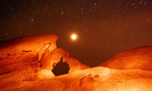 火星上是否有生命