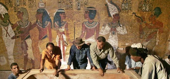 埃及法老王图坦卡蒙的诅咒