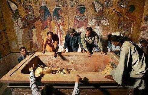 埃及法老图坦卡蒙的诅咒之谜